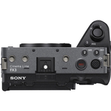 Sony Alpha FX3 Cinema Line Full-frame Camera