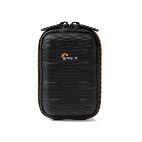Lowepro Santiago 10 II Hard Shell Compact Camera Case (Black) by Lowepro at bandccamera