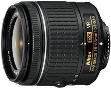 Nikon AF-P DX NIKKOR 18-55MM F/3.5-5.6G VR by Nikon at B&C Camera