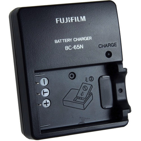 Fujifilm BC-65N Battery Charger by Fujifilm at bandccamera