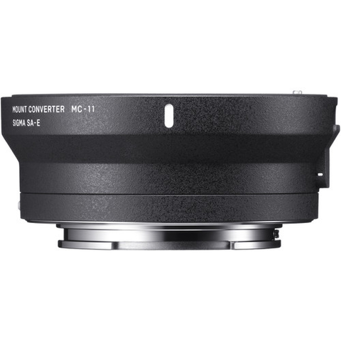 Sigma Mount Converter MC-11 (Canon EF to Sony E Mount) - B&C Camera