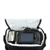 Lowepro Adventura SH 140 II Shoulder Bag (Black) - B&C Camera - 4