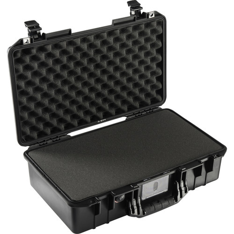 Pelican 1525Air Carry-On Case with Foam (Black)