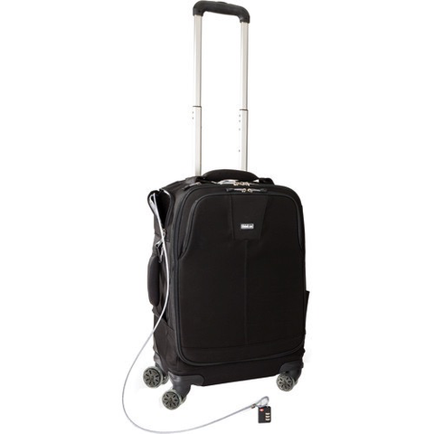 thinkTANK Photo Airport Roller Derby Rolling Carry-On Camera Bag (Black) - B&C Camera - 1
