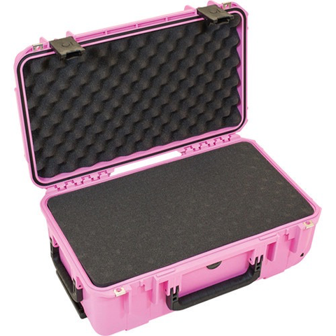 SKB iSeries 2011-7 Watertight Case with Cubed Foam (Pink)