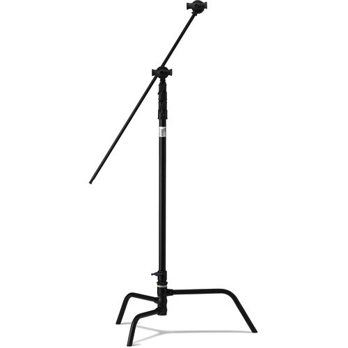 Kupo 40 in. Riser C-Stand Turtle Base Kit 9.7ft by Kupo at bandccamera