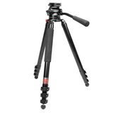 Promaster USV432 Professional Video Tripod - B&C Camera - 2