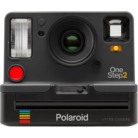Polaroid Originals OneStep2 Instant Film Camera with Viewfinder (Graphite) by Polaroid at B&C Camera