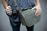 thinkTANK Photo Retrospective 5 Shoulder Bag (Pinestone) - B&C Camera - 5