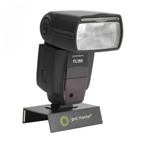 ProMaster FL190 Speedlight for Sony by Promaster at bandccamera