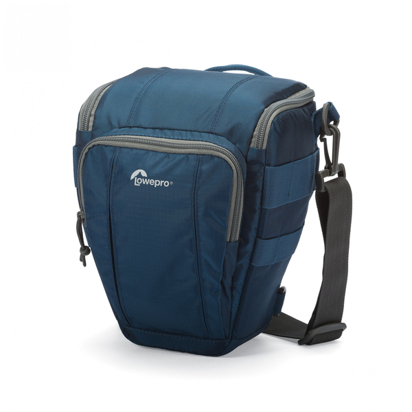 Lowepro Toploader Zoom Holster Bag 50 AW II (Galaxy Blue) - B&C Camera - 1