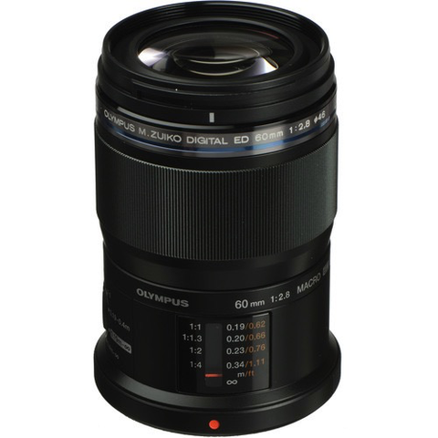 Olympus M.Zuiko Digital ED 60mm f/2.8 Macro Lens by Olympus at bandccamera