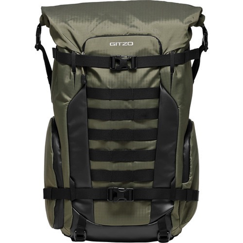 Gitzo Adventury Backpack (45L, Green) by Gitzo at bandccamera