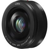 Panasonic Lumix G 20mm f/1.7 II ASPH Lens (Black) by Panasonic at B&C Camera