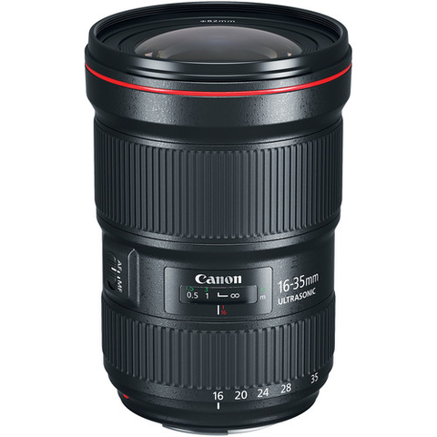 Canon EF 16-35mm f/2.8L III USM by Canon at B&C Camera