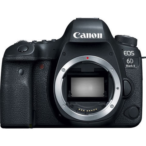Canon EOS 6D Mark II DSLR Camera (Body Only) by Canon at bandccamera