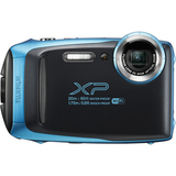 Fujifilm FinePix XP130 Digital Camera (Blue) by Fujifilm at bandccamera