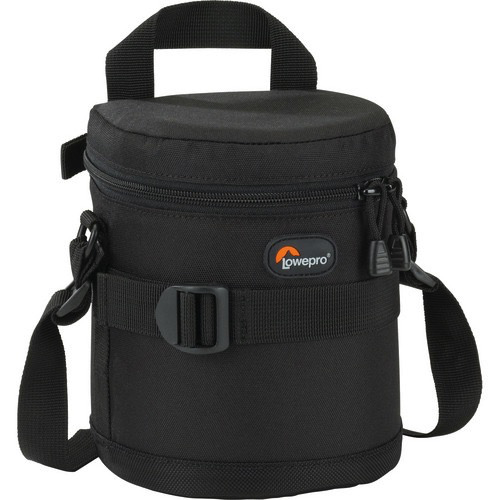Lowepro Lens Case 11x14 cm (Black) - B&C Camera - 1
