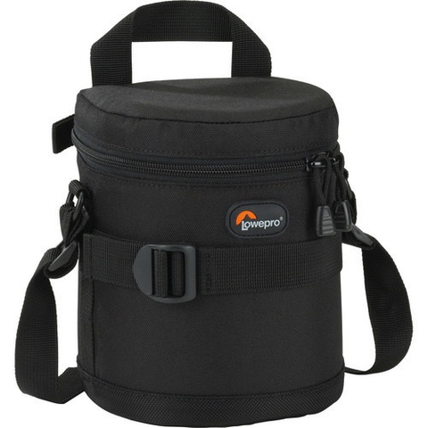 Lowepro Lens Case 11x14 cm (Black) by Lowepro at bandccamera