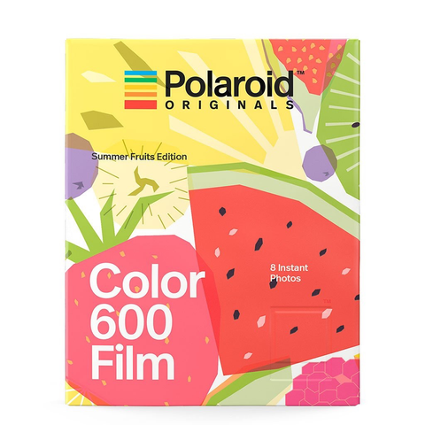 Polaroid Originals Color 600 Instant Film (Summer Fruits)