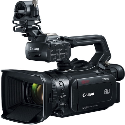Canon XF400 Camcorder by Canon at bandccamera