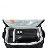 Lowepro Adventura SH 110 II Shoulder Bag (Black) - B&C Camera - 5