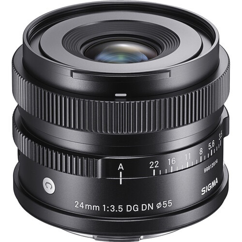 24mm F3.5 Contemporary DG DN for Sony E