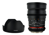 ROKINON 35mm T1.5 Cine VDSLR Wide-Angle Lens for Canon - B&C Camera - 3