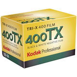Kodak Professional Tri-X 400 Black & White Negative Film (35mm Roll, 36 Exp)