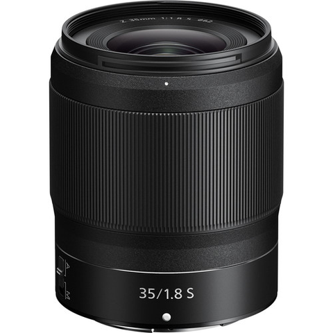 Nikon NIKKOR Z 35mm f/1.8 S Lens by Nikon at bandccamera