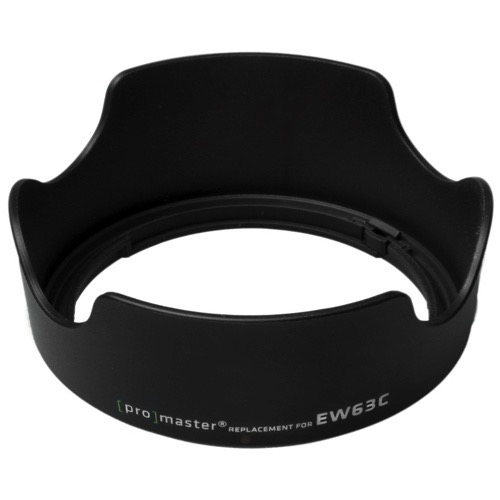 Promaster EW-63C Lens Hood for Canon - B&C Camera