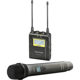 Saramonic UWMIC9RX9+HU9 Dual-Channel Wireless Handheld Microphone System (514 to 596 MHz)