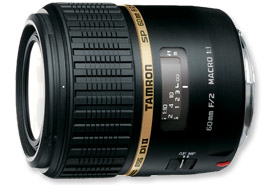 Tamron SP 60mm F/2 Di II LD (IF) Lens for Sony - B&C Camera