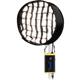 ikan CB6 Round Canvas Bi-Color Bendable LED Panel by ikan at B&C Camera
