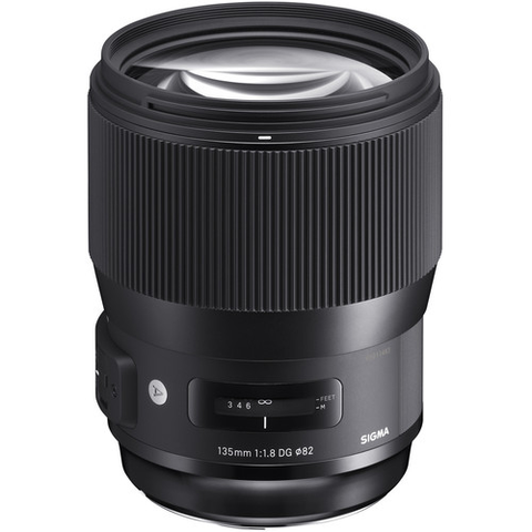 Sigma 135mm F1.8 DG HSM for Canon EF