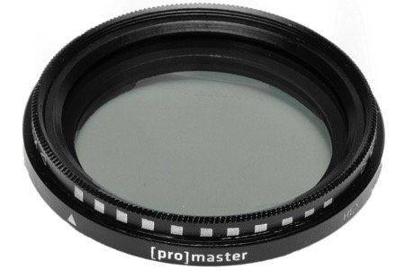 Promaster 40.5mm Digital HGX Variable ND Lens Filter by Promaster at bandccamera