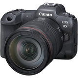 Canon EOS R5 with RF 24-105mm F4 L IS USM Lens Kit