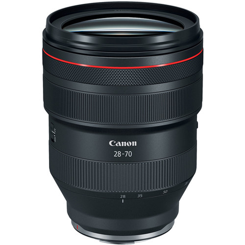 Canon RF 28-70mm f/2L USM Lens by Canon at bandccamera