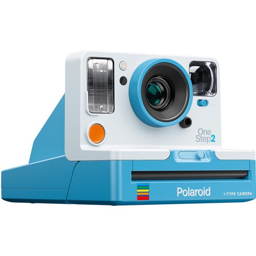 Polaroid Originals OneStep2 VF Instant Film Camera (Summer Blue) by Polaroid at B&C Camera