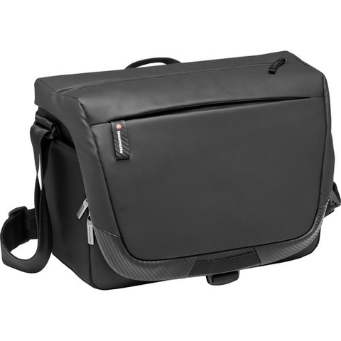 Manfrotto Advanced II Messenger Bag (Medium, Black)