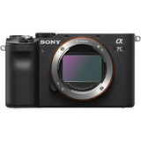 Sony Alpha a7C Mirrorless Digital Camera (Body Only, Black)
