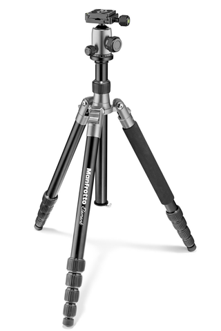 Manfrotto Element Traveller Tripod Big with Ball Head - Grey