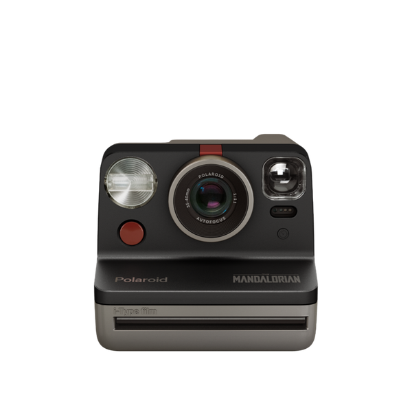 Polaroid Now i-Type Instant Camera - The Mandalorian Edition