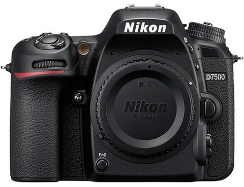 Nikon D7500 DSLR Camera (Body Only) by Nikon at B&C Camera