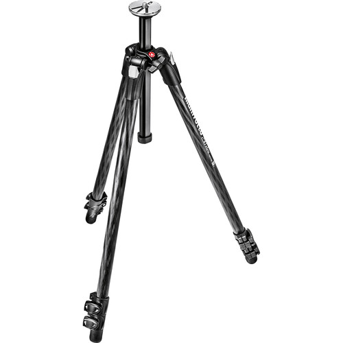 Manfrotto MT290XTC3US 290 Xtra Carbon Fiber Tripod - B&C Camera