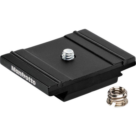 Manfrotto 200PL-Pro Aluminium Plate by Manfrotto at bandccamera