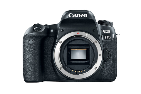 Canon EOS 77D Body by Canon at B&C Camera