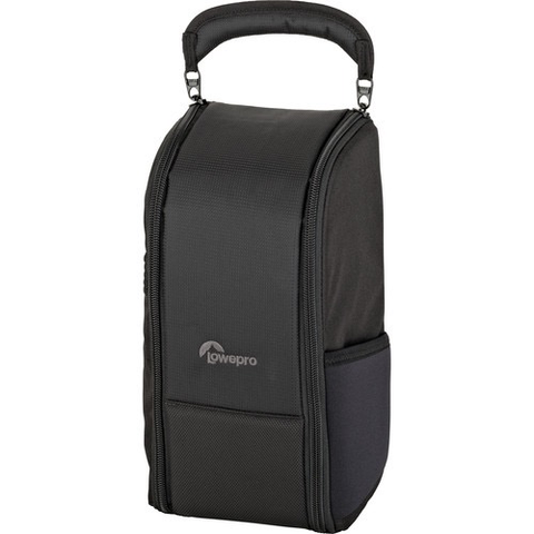Lowepro ProTactic Lens Exchange 200 AW (Black) by Lowepro at B&C Camera