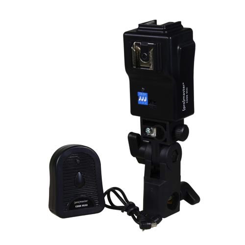Promaster Dual Shoe Mount Flash Trigger Promaster Dual Shoe Mount Flash Trigger