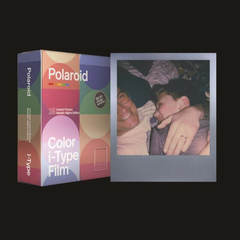 Color film for I-Type-Metallic Nights Edition - Double Pack